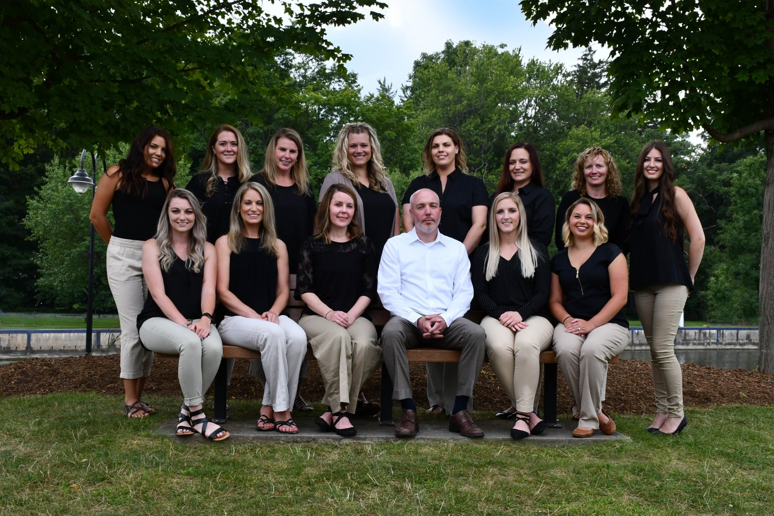 Team at Dentistry Baldwinsville